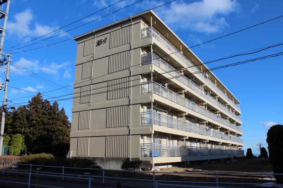 平成28年度仙台市茂庭第一市営住宅(25-4,7,8,9棟)外壁等改修工事