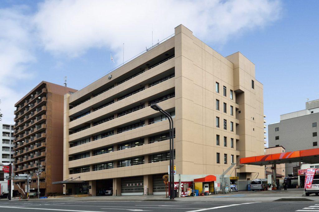001仙台市消防局庁舎